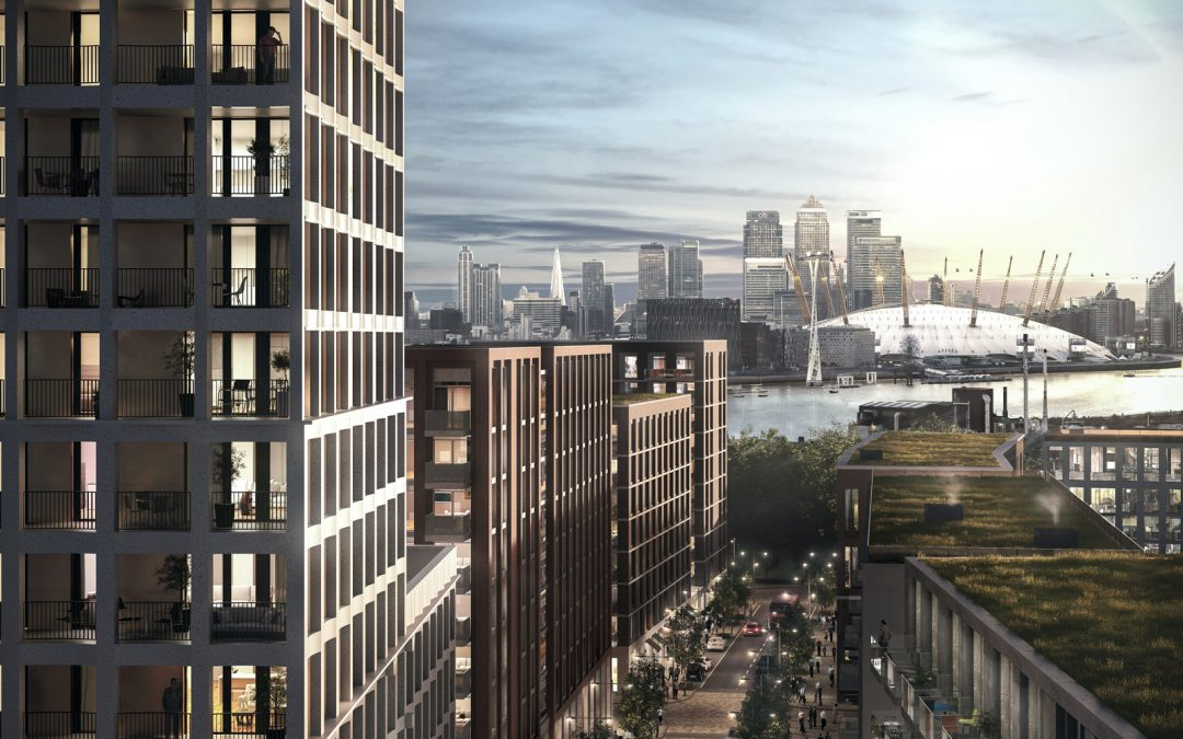 Large Residential Development in London