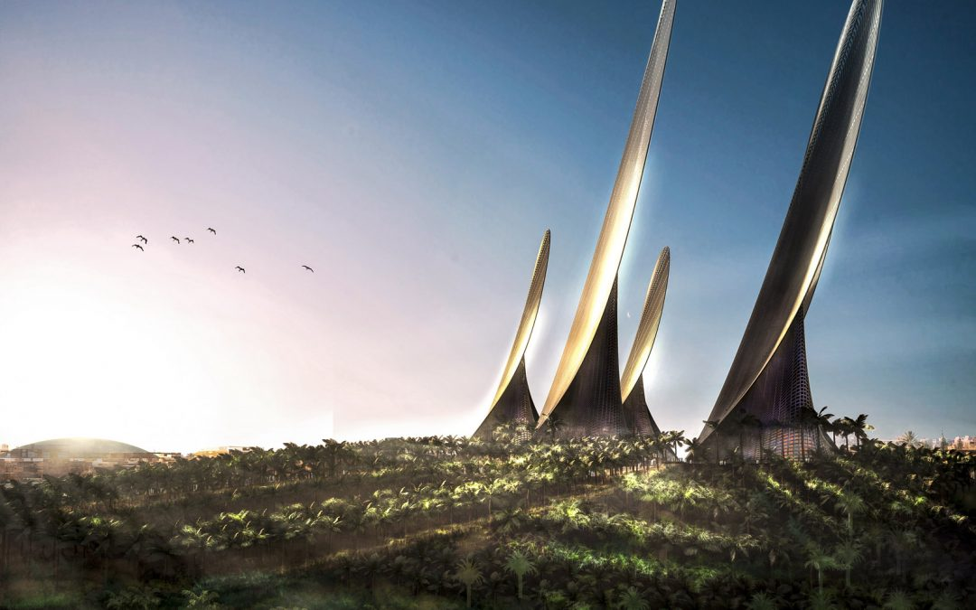Sheikh Zayed Museum design proposal