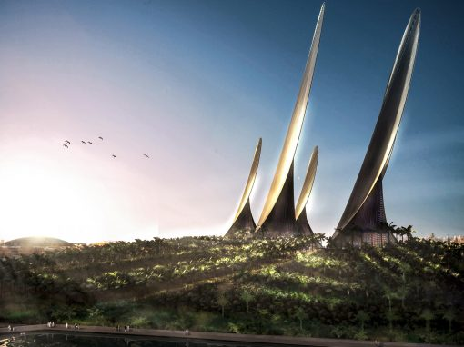 Sheikh Zayed Museum design proposal
