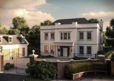 Ascot New Build CGI