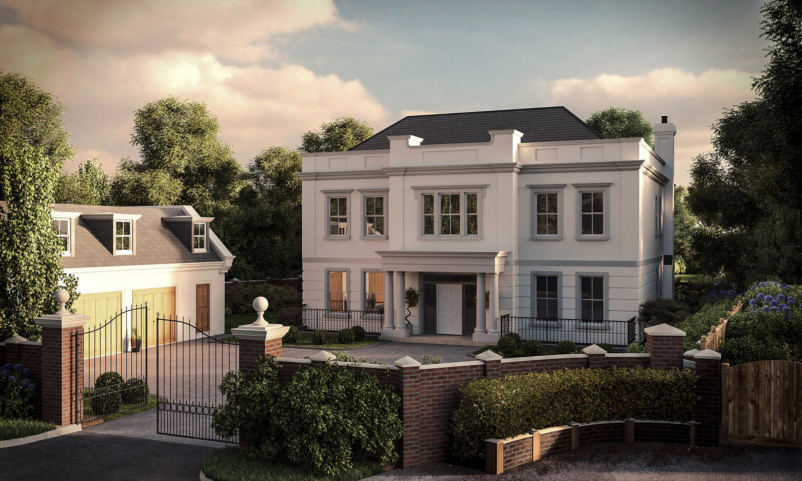 Property Marketing visual in Ascot