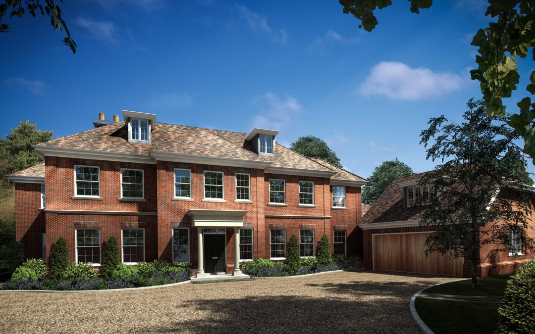 Ascot Luxury Property CGI