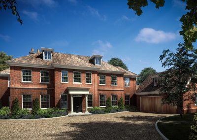 Ascot Luxury Property CGI