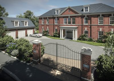 Residential Property Visual in Ascot