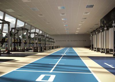 Gym Interiors