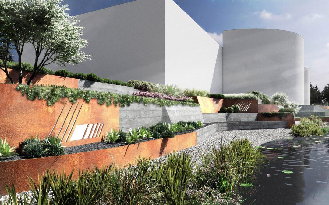 Landscape Visualisations for F1 HQ