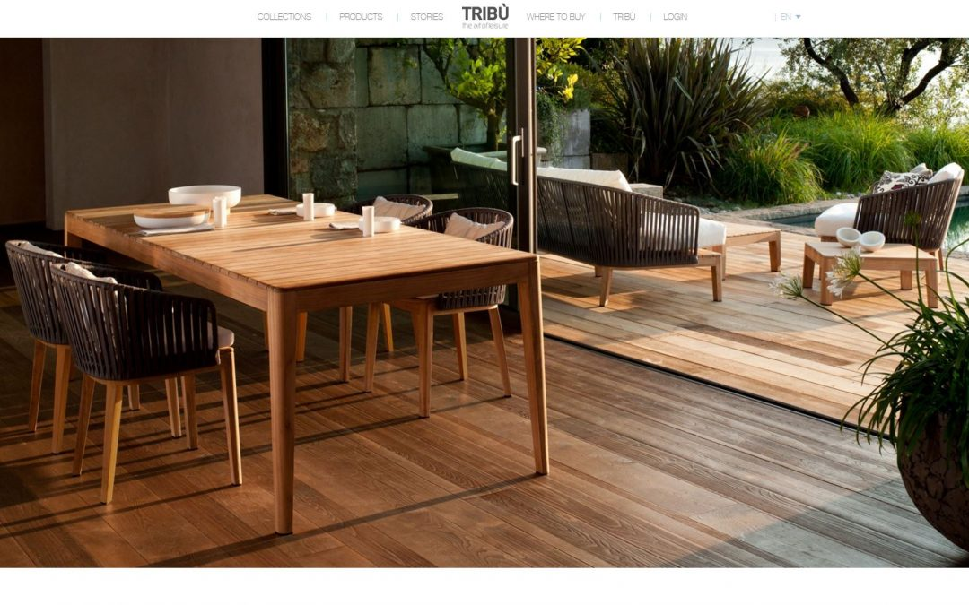 Tribu outdoor / lifestyle furniture