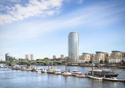 Lombard Wharf Tower