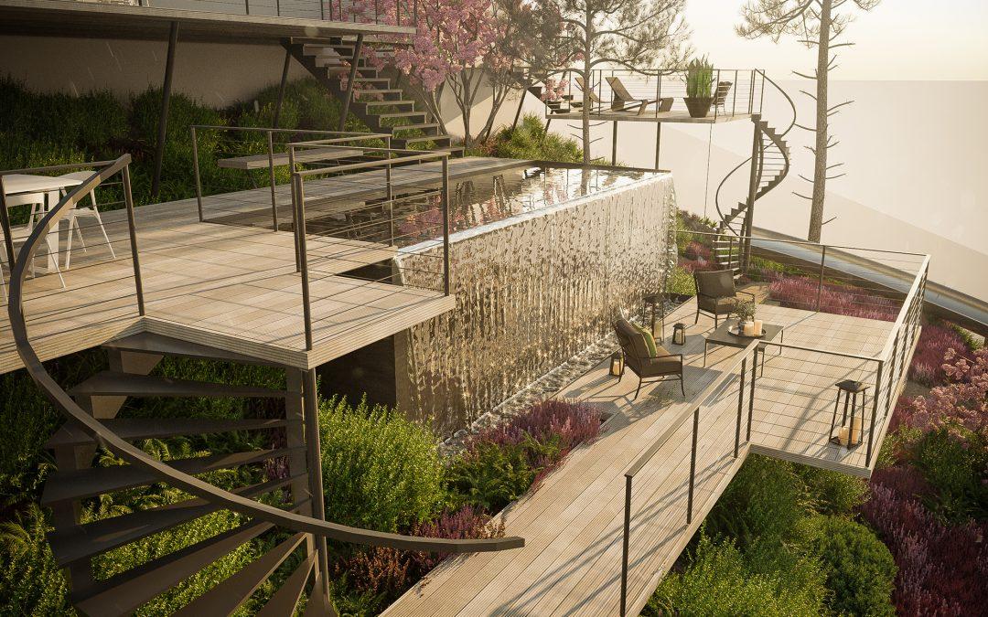Terraced Landscape Project