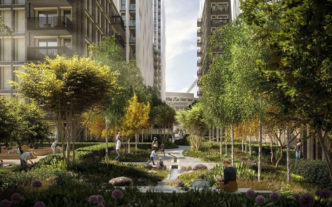 Masterplan and Landscape Visualisation