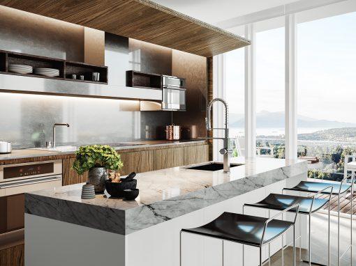 Apartment Interior Visualisations